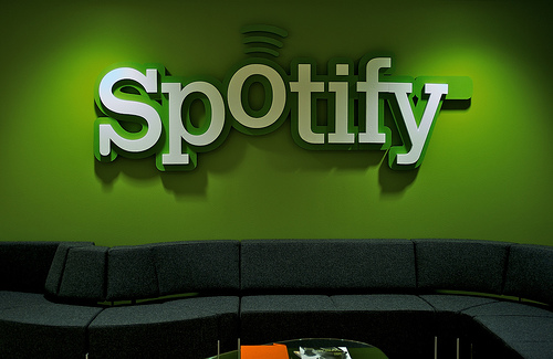 Spotify Releases Chrome Extension