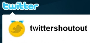 twitter shoutout 300x146 Twitter planning new ShoutOut and On Notice features?