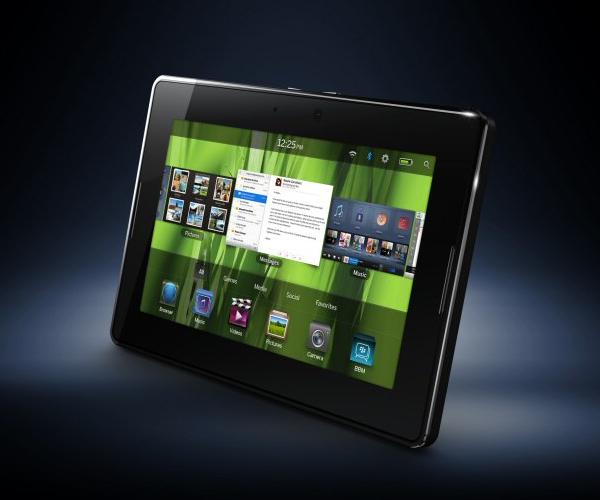 RIM Announces Blackberry Playbook Tablet at DevCon
