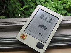 Kobo in a David and Goliath Battle in eReader Market