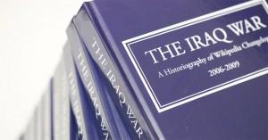 The Iraq War book cover