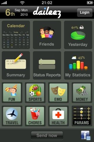 Dz Daileez makes journaling, microblogging and more an easy, daily, experience.