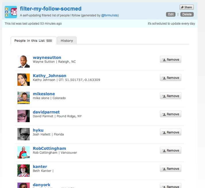 Need a Kickstart into Twitter Lists? Maybe Formulists Can Help You With That and We Have Invites