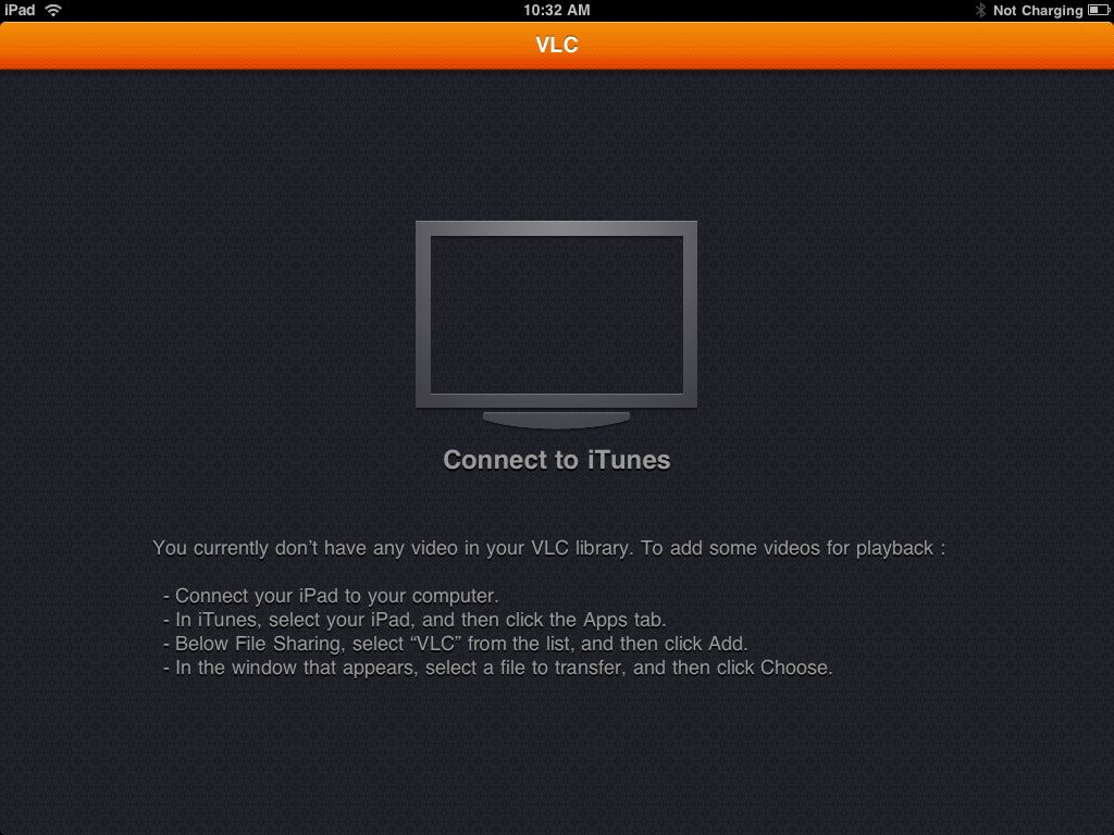 IMG 0064 VLC for iPad Approved, We Take A Look [Screenshots]