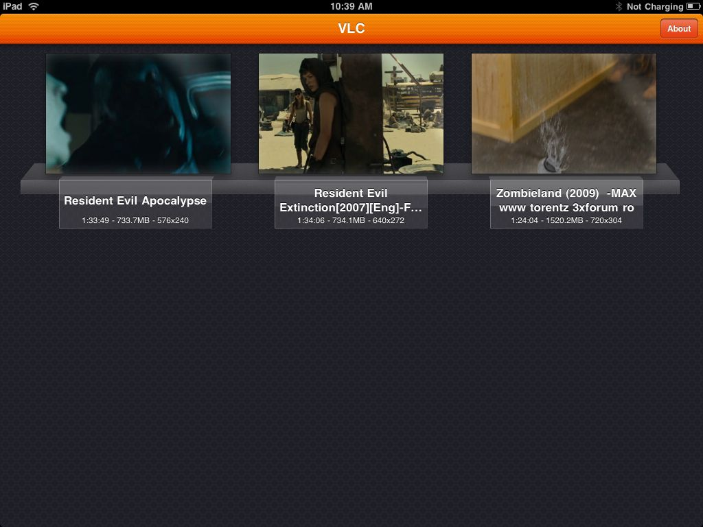 IMG 0065 VLC for iPad Approved, We Take A Look [Screenshots]