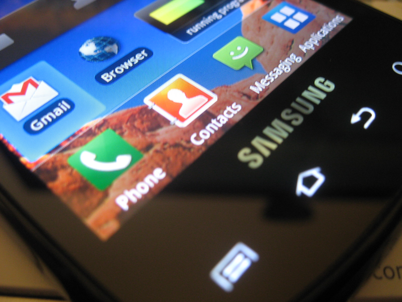 TNW Mobile Review: Samsung Epic 4G