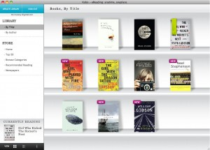 Kobo eReading  anytime anyplace. 300x215 Kobo Hits the Desktop With New App