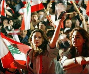 Lebanese women 300x250 Beirutian Women Get to GoNabIt in Lebanon