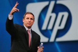 Mark Hurd hewlett packard hp chairman and ceo 260x173 Mark Hurd gets a Labor Day present   hired as co president of Oracle