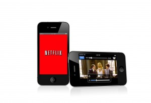 Netflix iPhone 300x204 Netflix Canada to Launch Tomorrow: More Questions Than Answers Remain