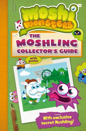 Penguin Book cover 331x500 Social gaming sensation Moshi Monsters breaks into the real world