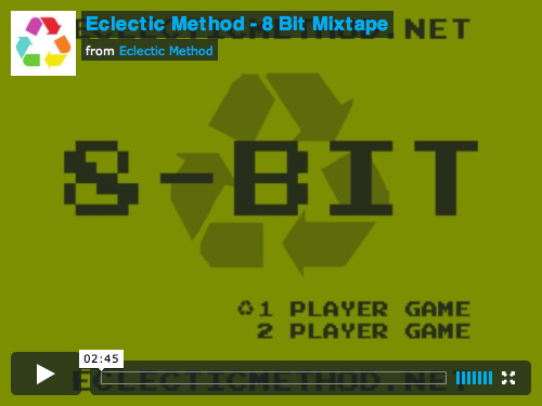 The 8 Bit Mixtape