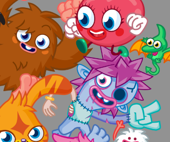 Social gaming sensation Moshi Monsters breaks into the real world