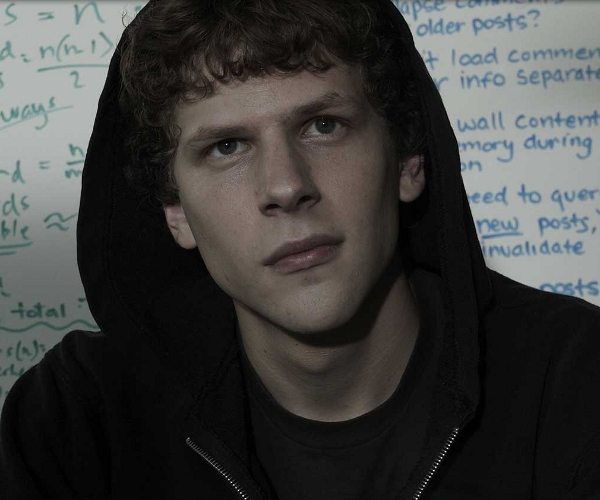 'The Social Network' isn't about Facebook – it's firmly about Zuckerberg
