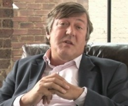 Stephen Fry cropped 260x217 Audioboo launches social voicemail, with help from Stephen Fry