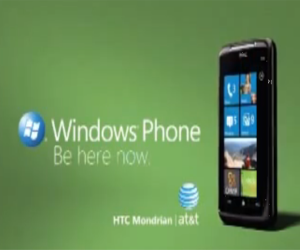 atandt 300x250 AT&T Ads Showing Windows Phone 7 On HTC Mondrian Surface