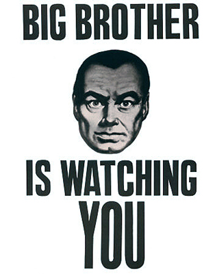 big brother is watching you New Bill Would Allow Government To Blacklist And Censor The Web