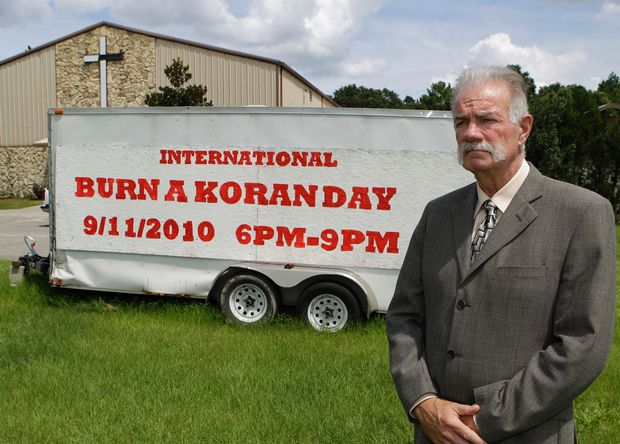 Rev. Terry Jones insisted he would go ahead with his plans, despite criticism