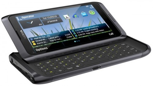 e7 500x283 Nokia E7 goes official. Big, beautiful and business centric