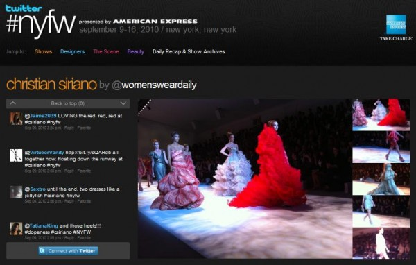 event 600x382 Twitter Launches New Site To Cover Fashion Week