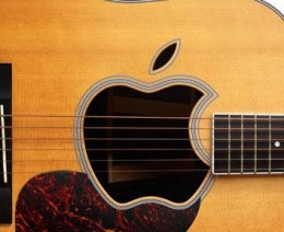 gitar 260x212 Ping: Steve Jobs' Secret Weapon