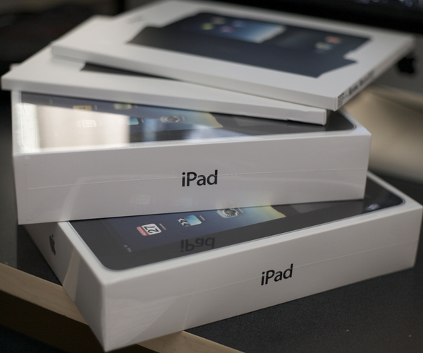 Saskatchewan Provincial Government Running on…iPads!