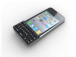 iphone 4 qwerty keyboard1 260x195 TrueKeyboard. Touchscreen typing on the iPad and iPhone enhanced.