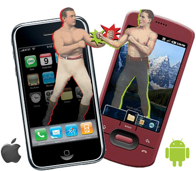 iphone vs android Analyst: Android To Get 50% of Mobile Market, iOS Only 20%