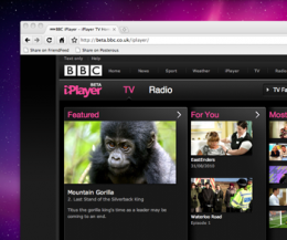 iplayer thumb 260x217 New look BBC iPlayer goes live