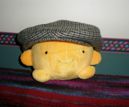 japanese toy with flat cap by arctanx tk 260x217 Cor blimey, social media helps spread local dialects further