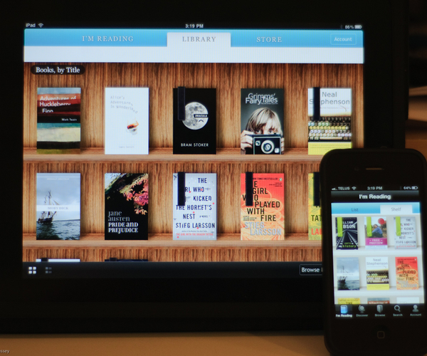 Kobo Teams Up with Blackberry Messenger to Make Reading Social
