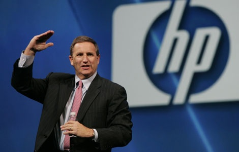 HP Sues Former CEO Mark Hurd