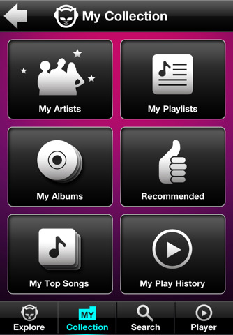 napster2 Listen up. Napster launches iPhone and iPad apps.
