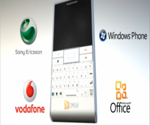 office phone 300x250 Windows Phone? Heres The Microsoft Office (2010) Phone