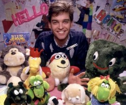 philip schofield image bbc 260x217 Relive your childhood as the BBC opens Broom Cupboard archive