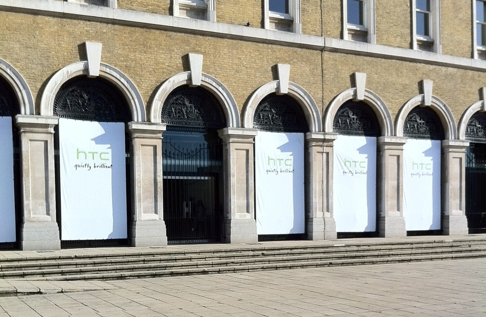 Live From HTC's London Launch Event