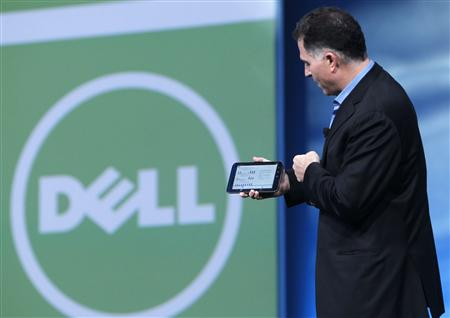 Dell Developing A New 7 Inch Android Tablet