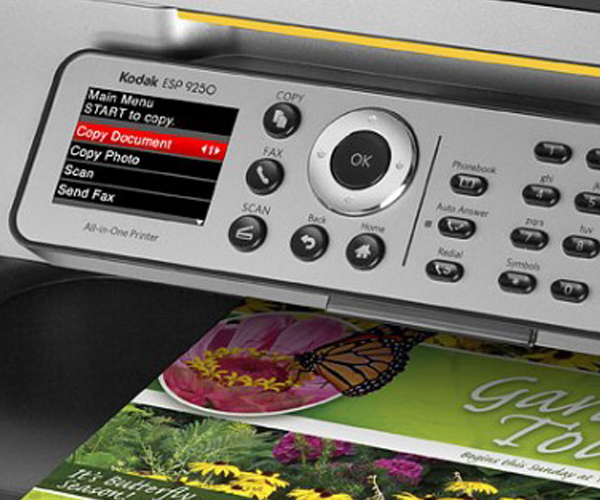 Kodak's newest all-in-one lets you print directly from social media sites