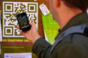 qrcodes 3 300x198 Can QR Codes Help Save the World?