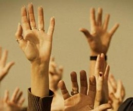 raised hands 260x216 Swingly Answers Your Search Questions