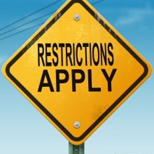 Restrictions Apply to what you do during Eid