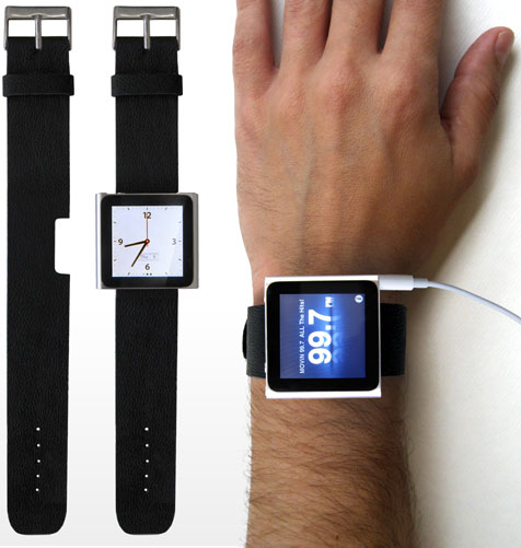 Clever: iPod Nano Watch
