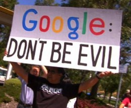 sign 260x215 The Legal Implications Of Data Abuse By Google Employees