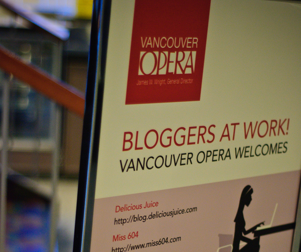 Vancouver Opera Uses QR Codes to Promote New Opera