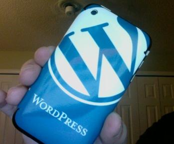 wordpress phone