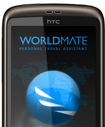 worldmate android WorldMates personal travel assistant lands on Android