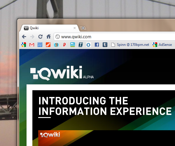 Qwiki will succeed, because Microsoft will buy it.
