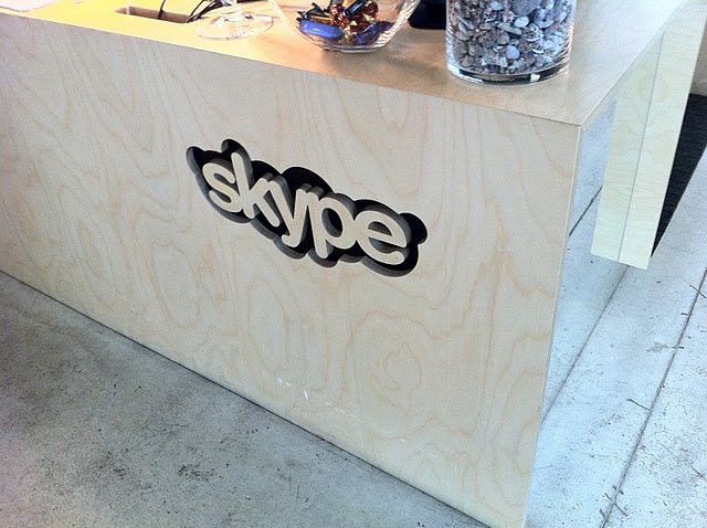 Skype Now Available On Android