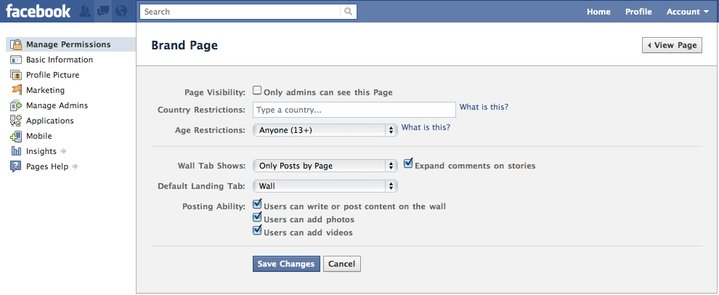 33511 489337514571 10381469571 6808974 4298045 n Facebook rolls out a new design and features for Pages management
