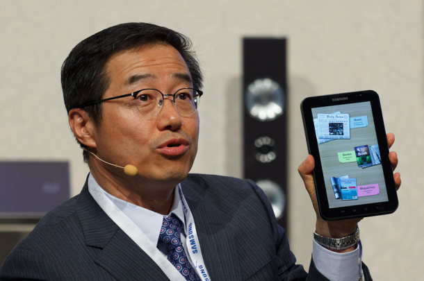 """Samsung moves quickly to remove """"Porn"""" button from Galaxy Tab"""